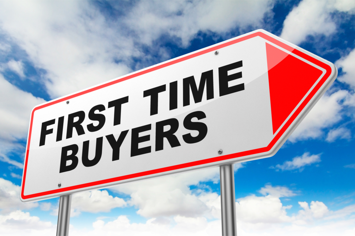 What kind of questions crop up most from first-time buyers?